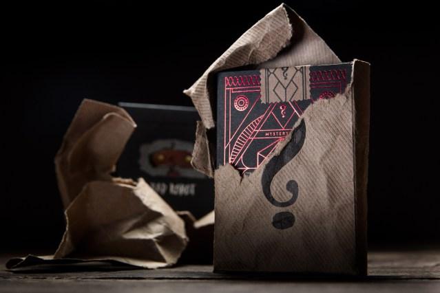 J.J. Abrams Mystery Box Playing Cards