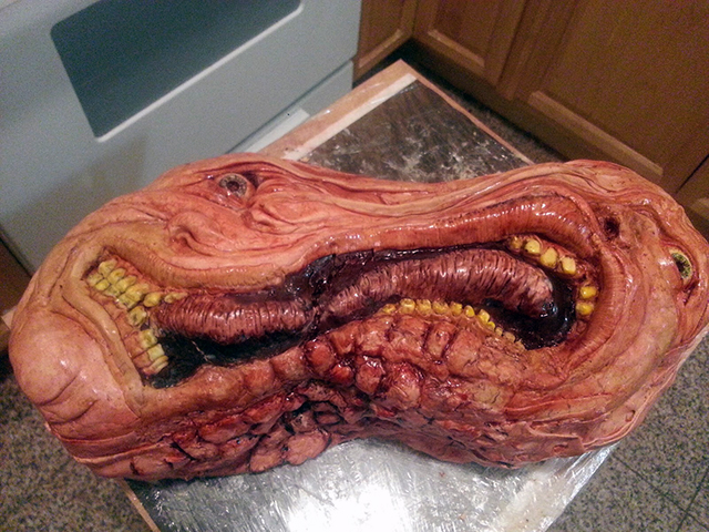The Thing Cake