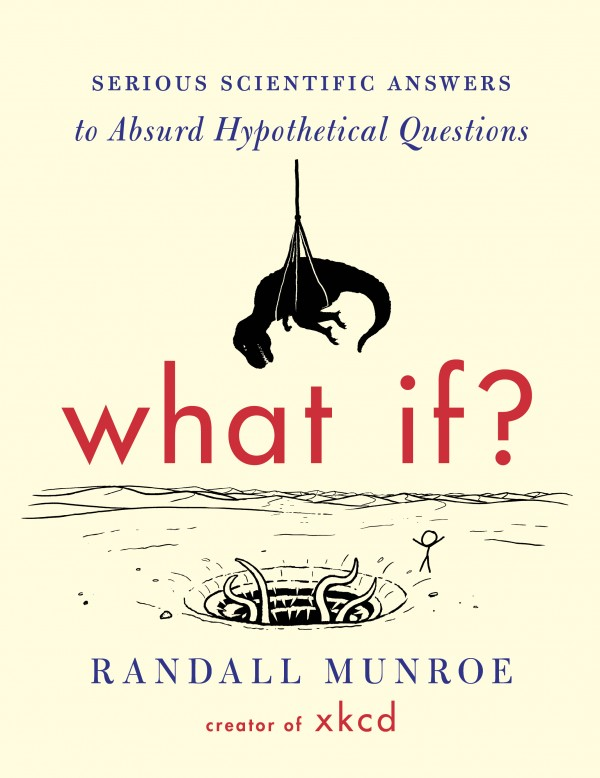 What If? Book by xkcd