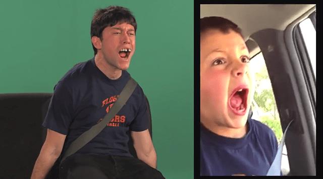 Joseph Gordon-Levitt Recreates the Hilarious David After Dentist Video From Memory