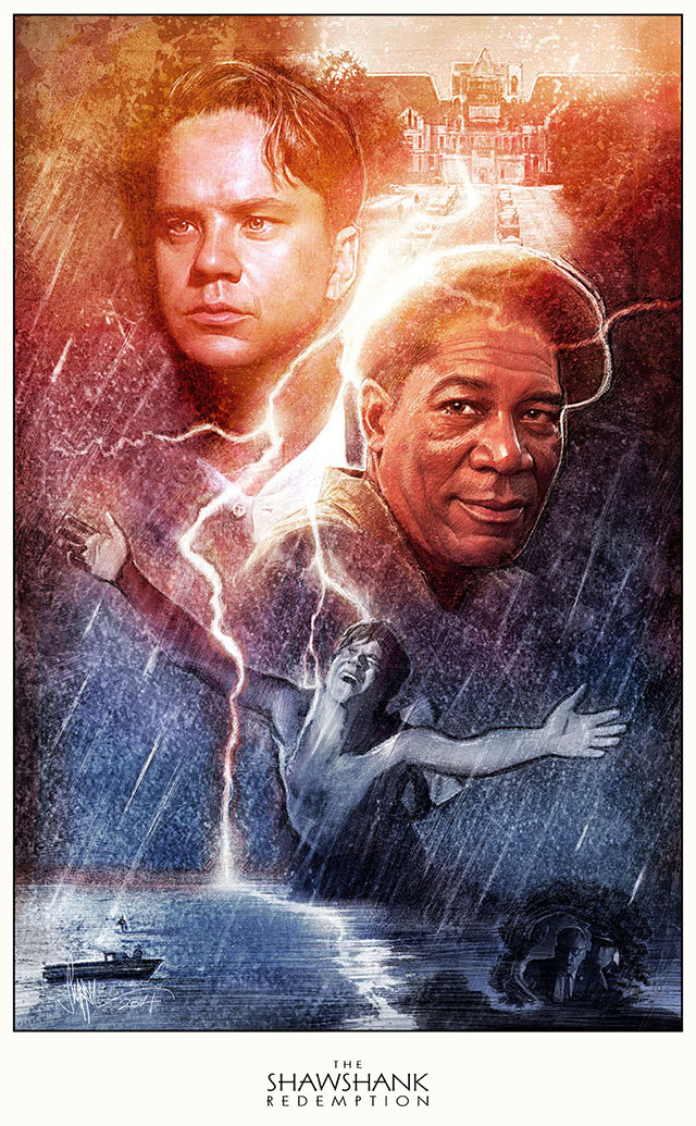 The Shawshank Redemption by Paul Shipper