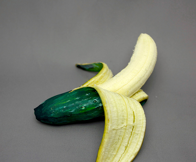 Foods Painted Like Other Foods
