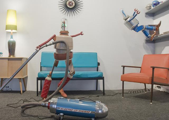 The Secret Life of Robots - Falling Child