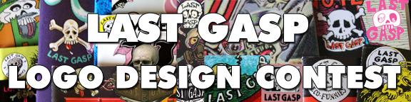 Last Gasp Logo Design Contest