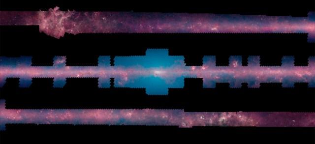 NASA Milky Way Galaxy