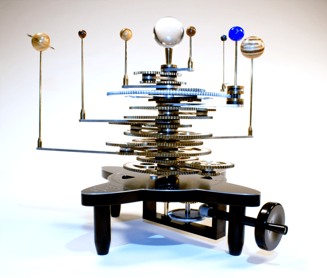 Orrery Side
