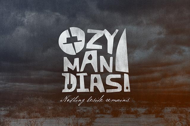 Branding Bad - Ozymandias
