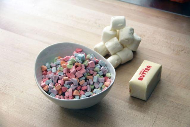 Unicorn Barf Ingredients