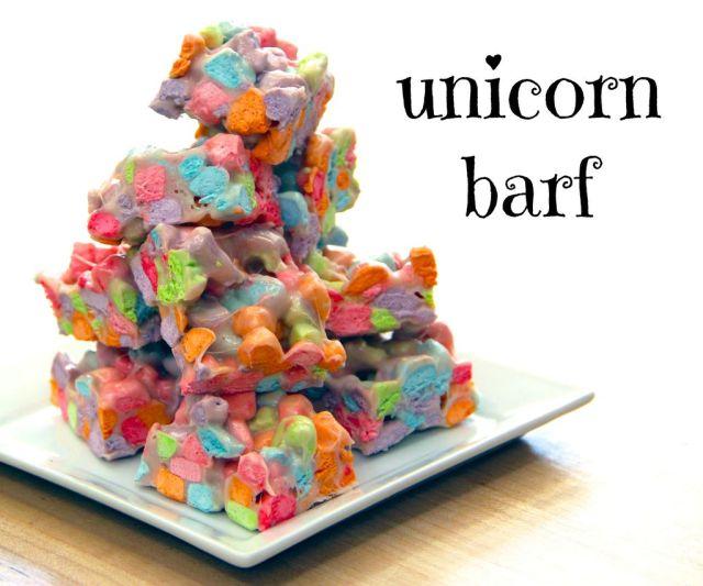 Unicorn Barf