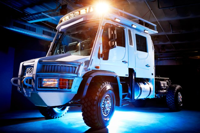 KiraVan Ultimate Adventure Truck