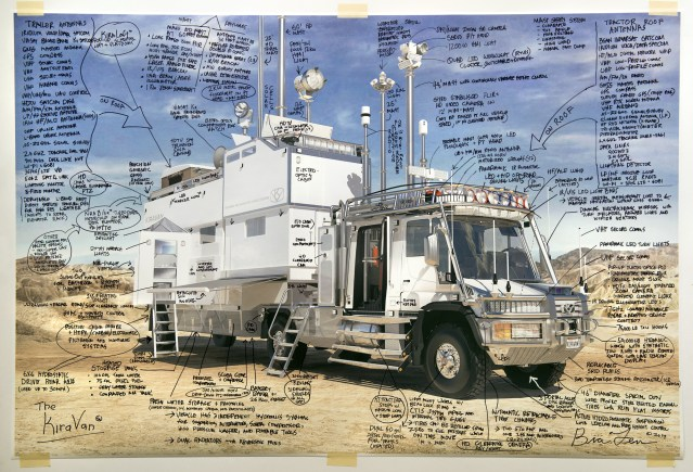 KiraVan Ultimate Adventure Truck
