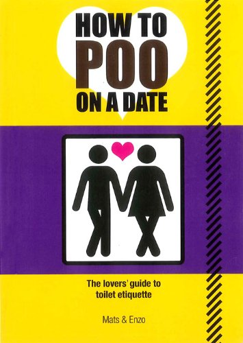 How to Poo on a Date Book