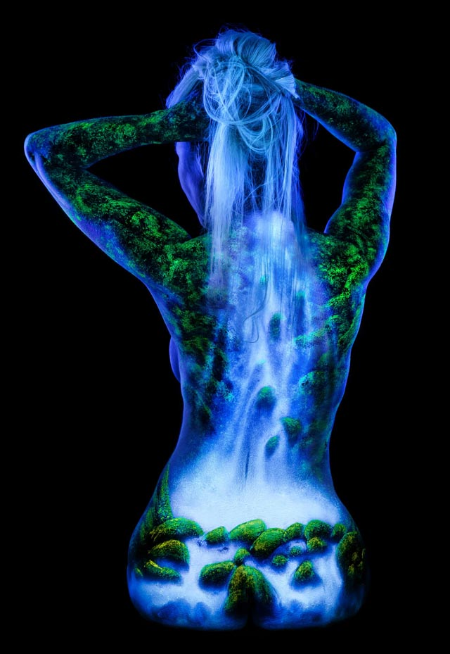 Bodyscapes by John Poppleton