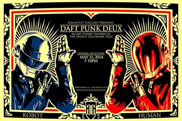 Daft Punk Deux art by epyon5