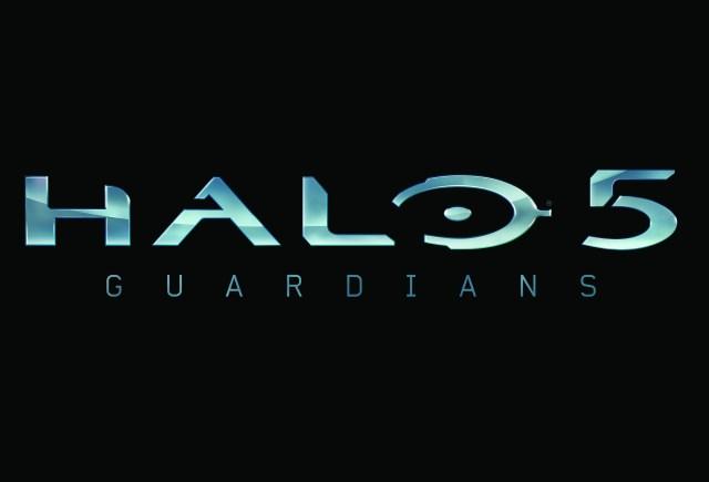 Halo 5: Guardians Title Art