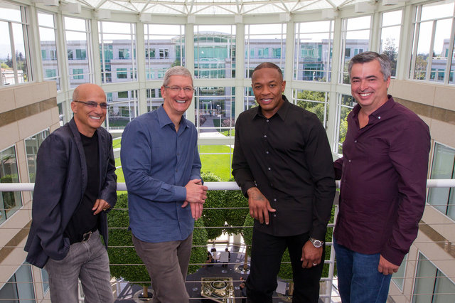 Apple Acquires Beats