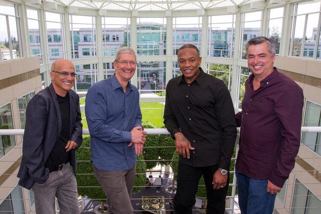 Apple Acquires Beats
