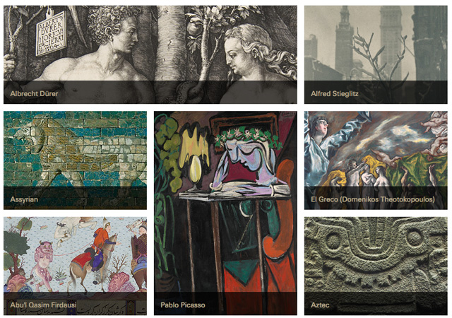 Metropolitan Museum of Art Collection Now Available for Download