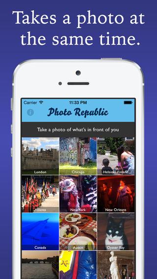 Photo Republic App