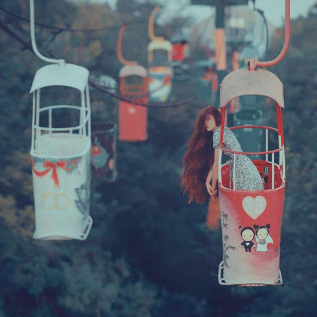 Fairy Tale Photos by Oleg Oprisco