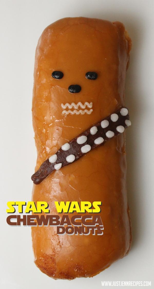 Chewbacca Donut