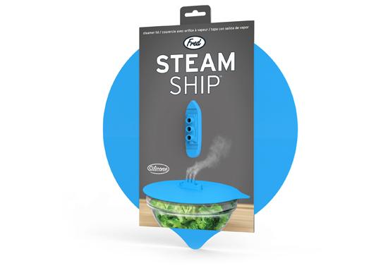 Steam Ship Card