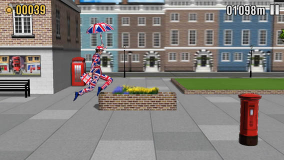 Ministry of Silly Walks Game
