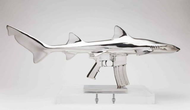 Shark Guns by Christopher Shulz