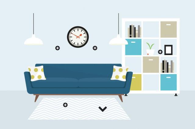 Interior Design Trends by Decade