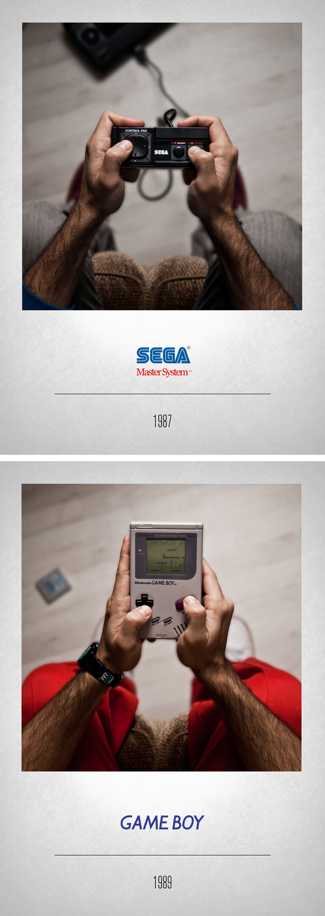 History of Gaming Controllers