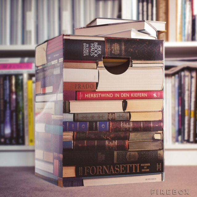 Books Stool