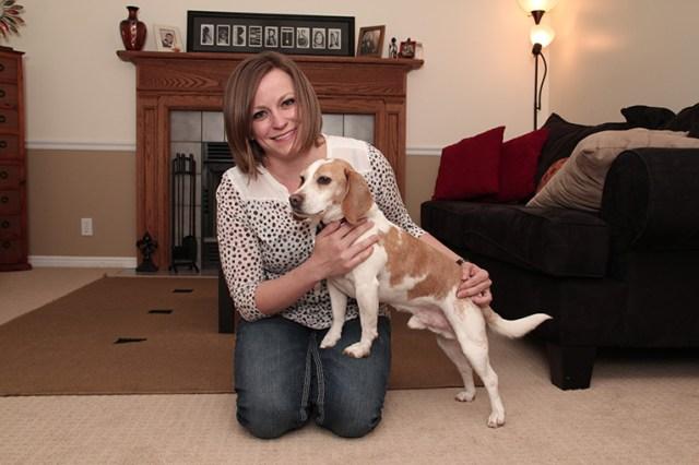 Max the Beagle
