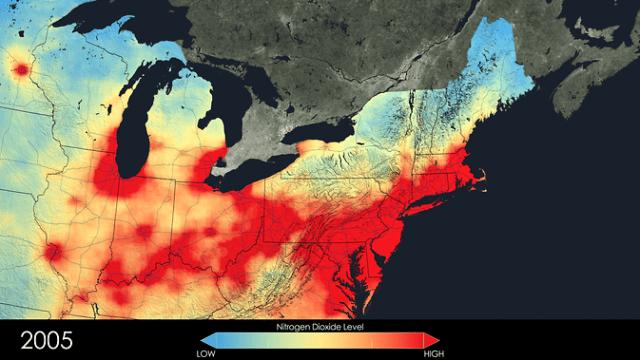 Air Quality 2005