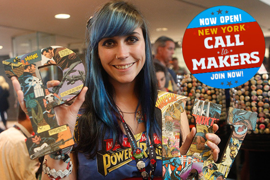 The 5th Annual World Maker Faire New York