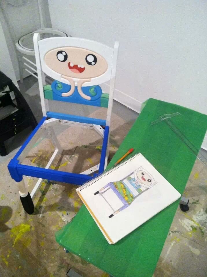 Adventure Time Chair