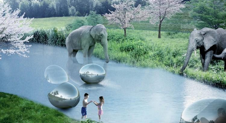 Zootopia Open Concept Zoo by Bjarke Ingels Group
