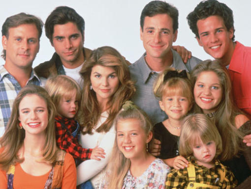 Full House Cast Photo