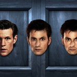 A Video Demonstrating What the Average Face of the Doctor From the Television Series 'Doctor Who' Looks Like