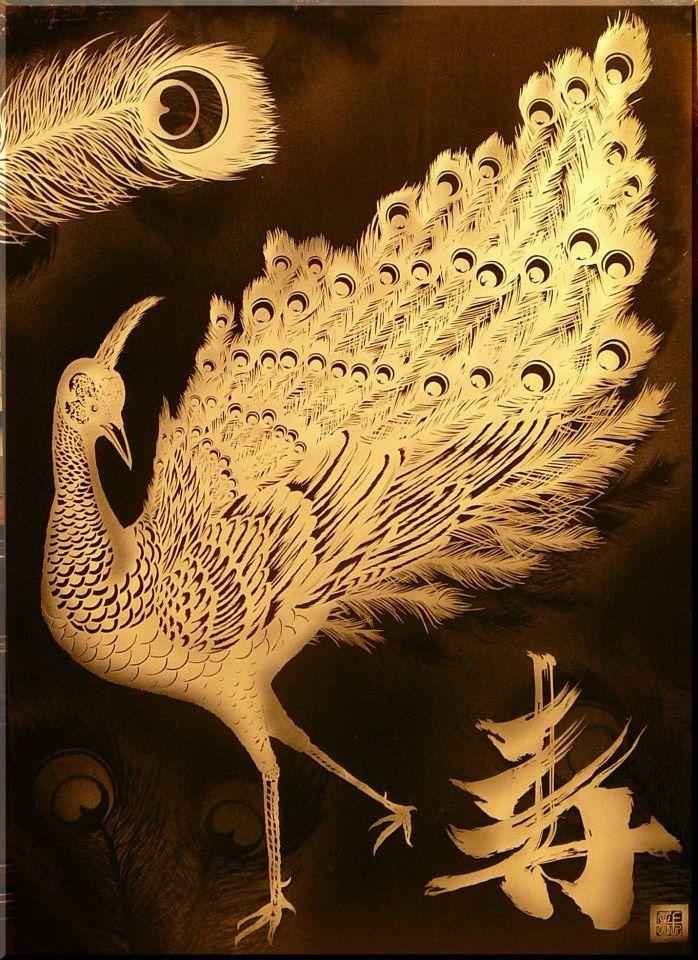 Astonishingly Intricate Cut Paper Art by Akira Nagaya