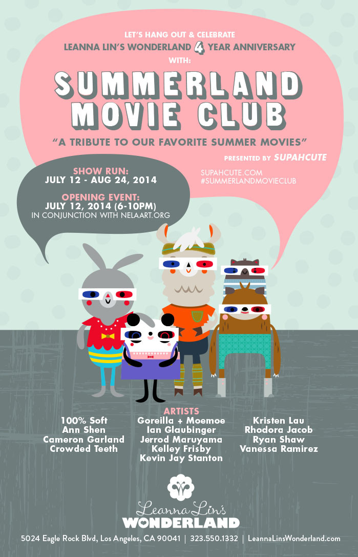 Summerland Movie Club