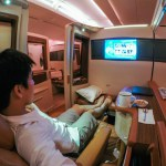 What It's Like to Fly Aboard a Singapore Airlines A380 in the Über Fancy Suites Class