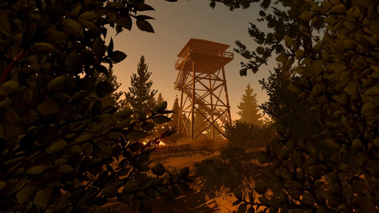 Firewatch Video Game