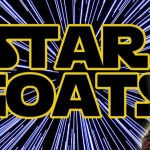 'Star Goats', A Yelling Goats Version of 'The Imperial March' Theme Song From 'Star Wars'