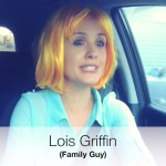 A Woman Does Hilarious Impressions of Celebrities and Cartoon Characters While Stuck in Traffic