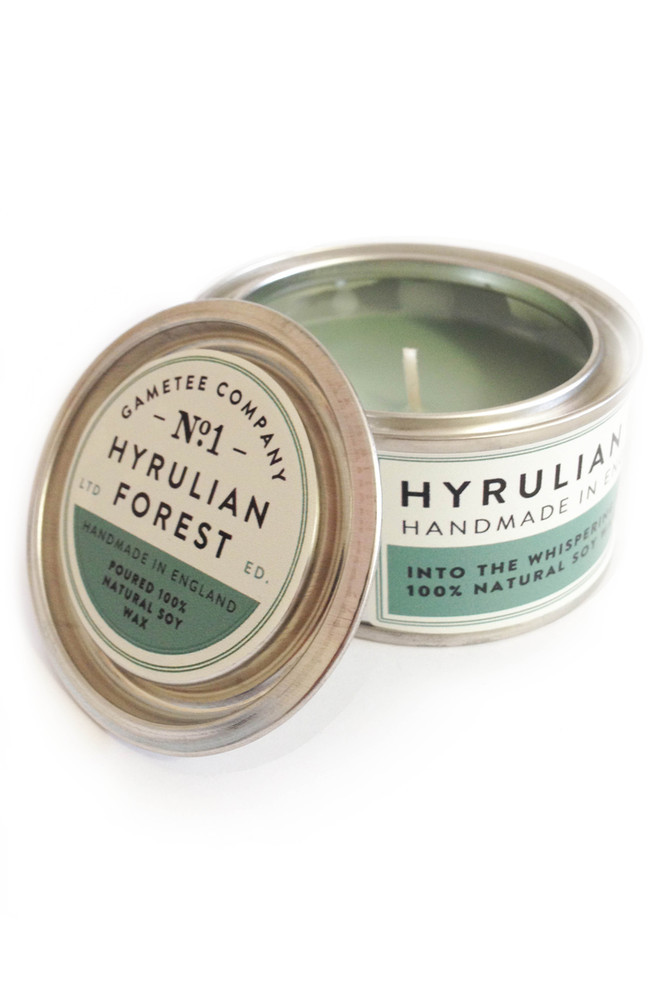 Hyrulian Forest Candle