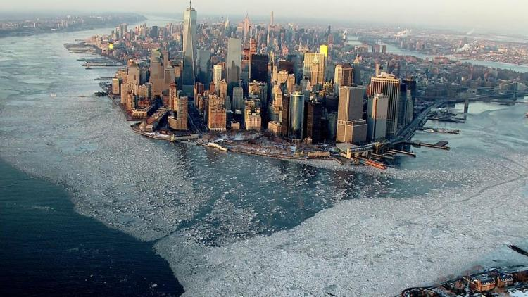 Frozen NYC