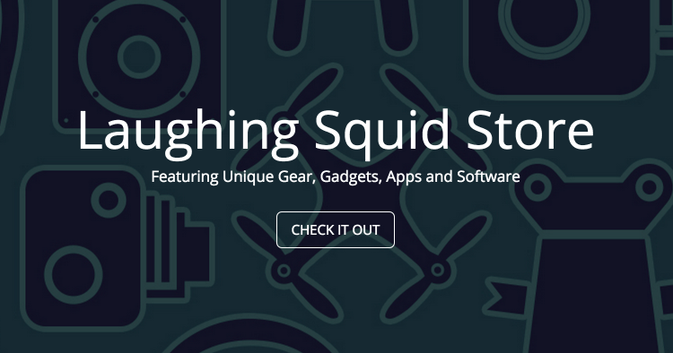 Laughing Squid Store