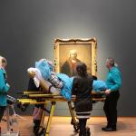 Terminally Ill Woman Is Taken by Ambulance to the Rijksmuseum in Amsterdam So She Can Visit It One Last Time