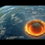 A Devastating Computer Simulation of a Massive Asteroid Hitting Earth Set to Pink Floyd's 'The Great Gig in the Sky'