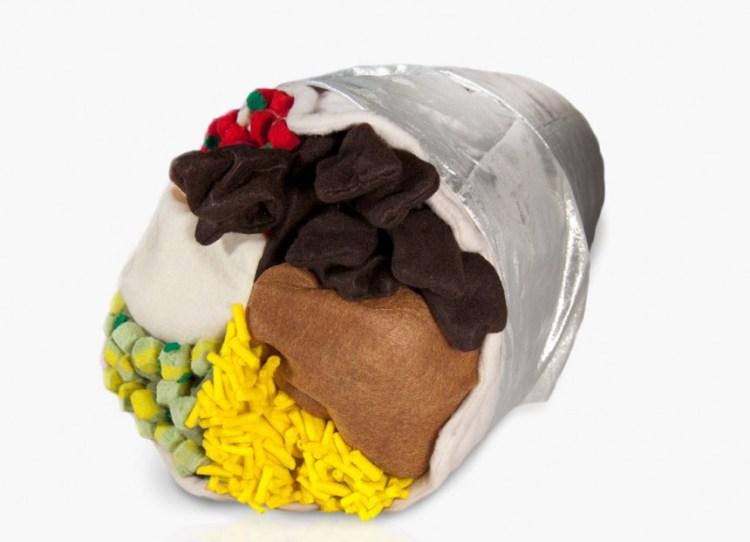 Super Burrito Pillow